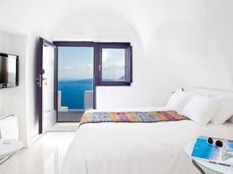 Chambre Standard du Chromata Santorin en Grèce