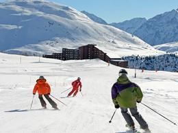 Le Club Med est idéal pour les adeptes des sports de glisse