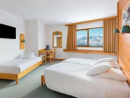 Chambre Club Famille Marmotte du Club Med Alpe d'Huez