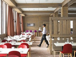 Le restaurant The Varet du Club Med Arcs Extrême