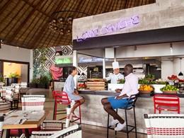 Délicieuse spécialités mexicaine au restaurant Taco Arte du Club Med