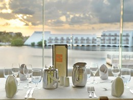 Le restaurant The Hacienda du Club Med Yucatan