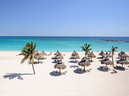 La superbe plage de Riviera Maya du Club Med Yucatan