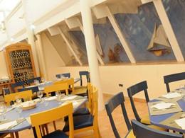 Le restaurant principal du Club Med Cargèse