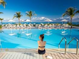 Profitez de la superbe piscine du Club Med Columbus Isle