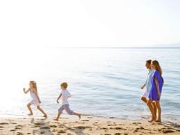 Profitez de la superbe plage du Club Med Gregolimano