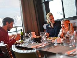Le restaurant La Morraine du Club Med La Plagne 2100