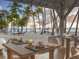 Le restaurant Lô du Club Med Les Boucanniers