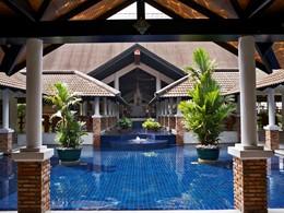 L'entrée du Club Med Phuket situé en Thailande