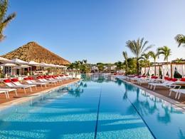La piscine du Club Med à Punta Cana