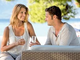 Rafraichissez vous au bar du Club Med Sant'Ambroggio