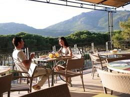 Le restaurant La Citadelle du Club Med Sant'Ambroggio