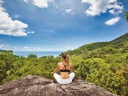 Des cours de yoga en pleine nature vous sont proposés