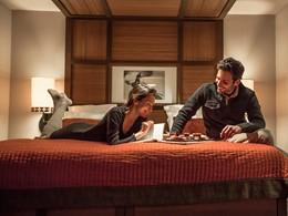 Moment en toute intimité au Club Med Val d'Isère - Le Refuge