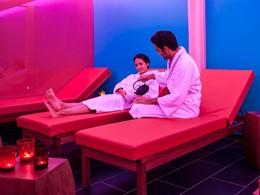 Détente et bien-être au spa du Club Med Val d'Isère