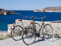 Profitez d'une balade à vélo dans la région de Sérifos