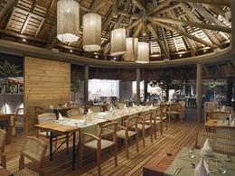 Le restaurant Le Cap