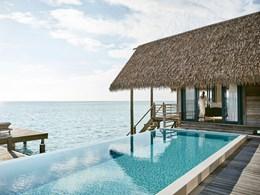La piscine de la Cocoa Water Villa with Pool