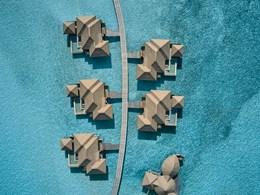 Les villas sur pilotis