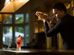 Le Traymore Gin Bar de l'hôtel Como Metropolitan, à Miami Beach