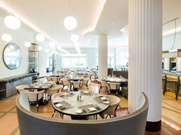 Le fabuleux Traymore Restaurant & Gin Bar du Como Metropolitan