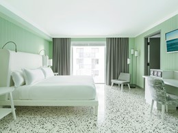 La Metropolitan room de l'hôtel Como Metropolitan Miami beach