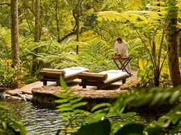 Bien-être au Kedara Water Garden