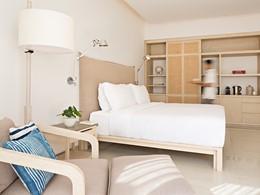 Junior Suite de l'hôtel COMO Uma Canggu