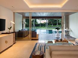 2 Bedroom Lagoon Pool Residence