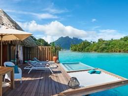 Royal Overwater Pool Villa