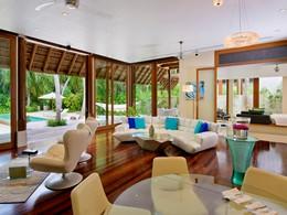 Beach Suite du Conrad Maldives Rangali Island