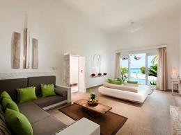 Royal Villa de l'hôtel Constance Aiyana Pemba