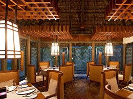 Le restaurant Cyann