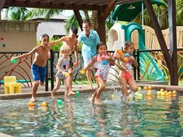 Diverses activités pour les enfants