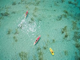 Lago turquoise