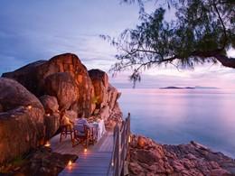 Profitez d'un dîner romantique au restaurant The Nest