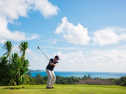 Le paradis des amateurs de golf
