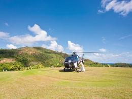 Service d'hélicoptère