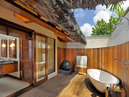 Salle de bain Villa Présidentielle