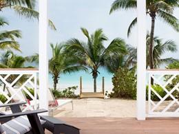 Accédez à l'une des plus belles plages des Bahamas