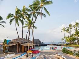 Profitez des nombreuses activités nautiques du King Kamehameha's Kona