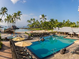 Profitez de la magnifique piscine du King Kamehameha's Kona