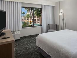 1 Bedroom Larger Suite du Courtyard Orlando Lake Buena Vista