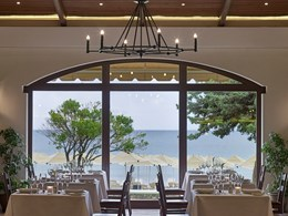 Cuisine méditerranéenne au restaurant Cosmos
