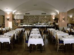 Le restaurant Estia