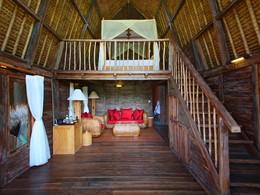 Klumpu Suite de l'hôtel De Klumpu, à Bali