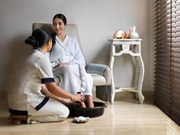 Profitez des soins du spa du Desert Islands Resort