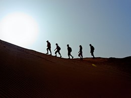 Randonnée découverte au Desert Islands Resort