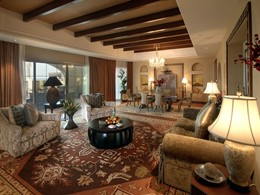 Two Bedroom Anantara Family Pool Villa du Desert Islands Resort