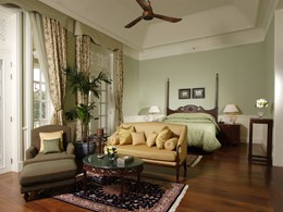 Deluxe Colonial Suite de l'hôtel Dhara Dhevi à Chiang Mai